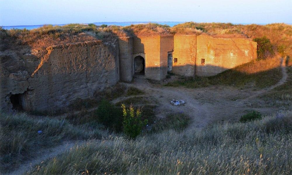 исторические раскопки Ольвия