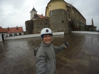 Велопоход под кодовым названием #ТурДеЗакарпаття. Интересный маршрут с Турки через Ужгород, Берегово до Мукачево.