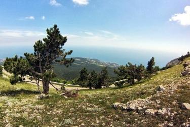 Из Бахчисарая до Алушты за 4 дня. Наш фото - и видеоотчет о велопоходе по Крыму.